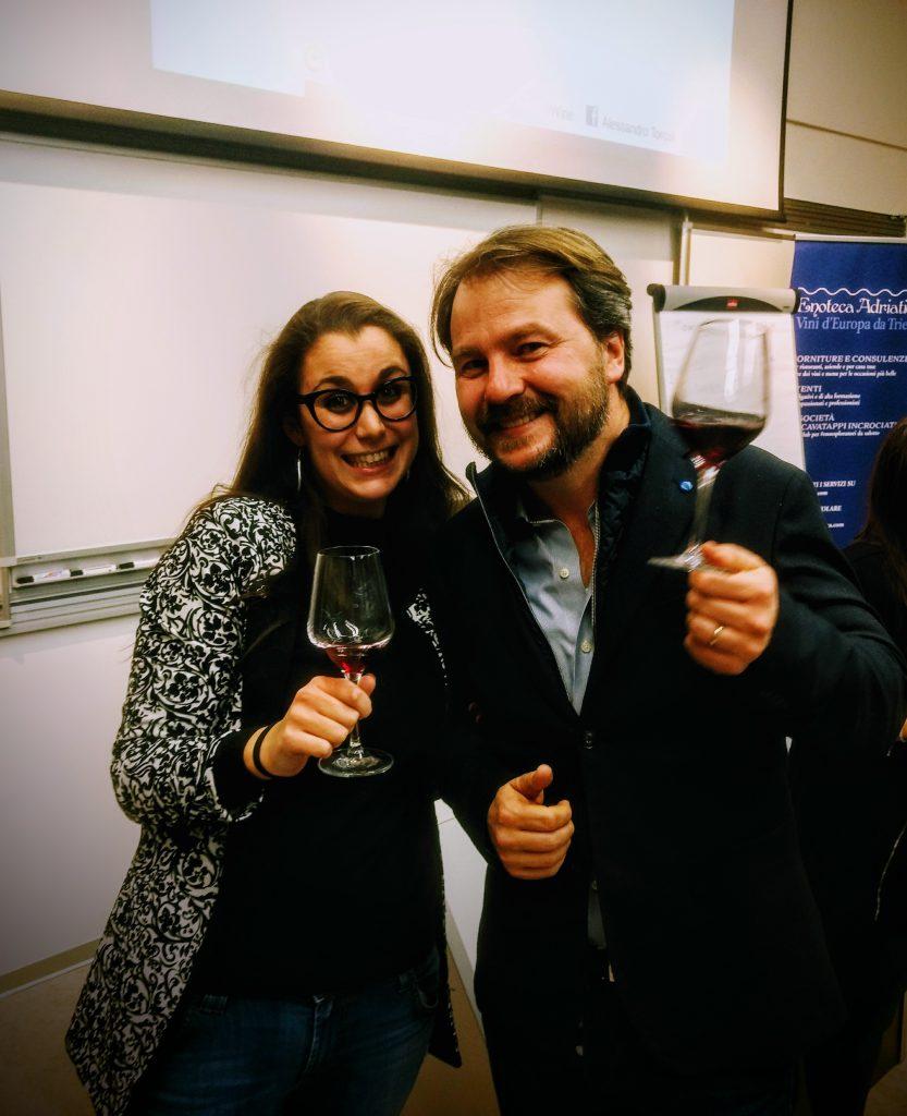 """""""Facce da Pinot Nero"""" con Alessandro Torcoli"""