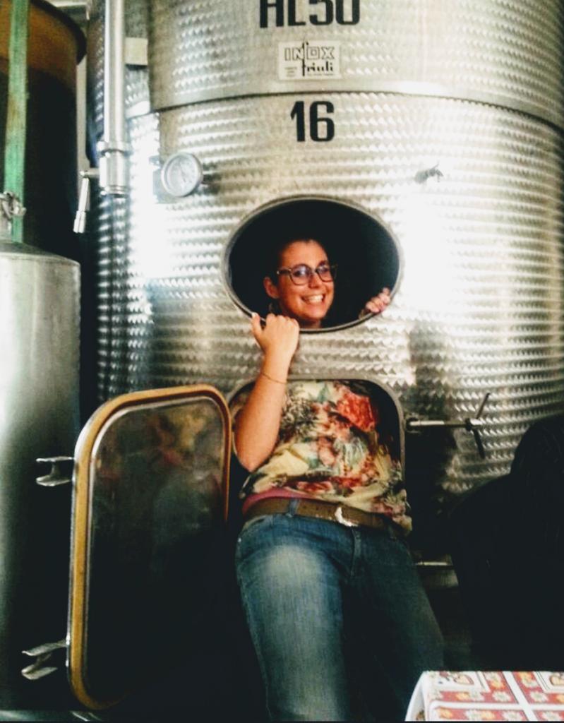 Come si fa il vino - Affinamento in acciaio