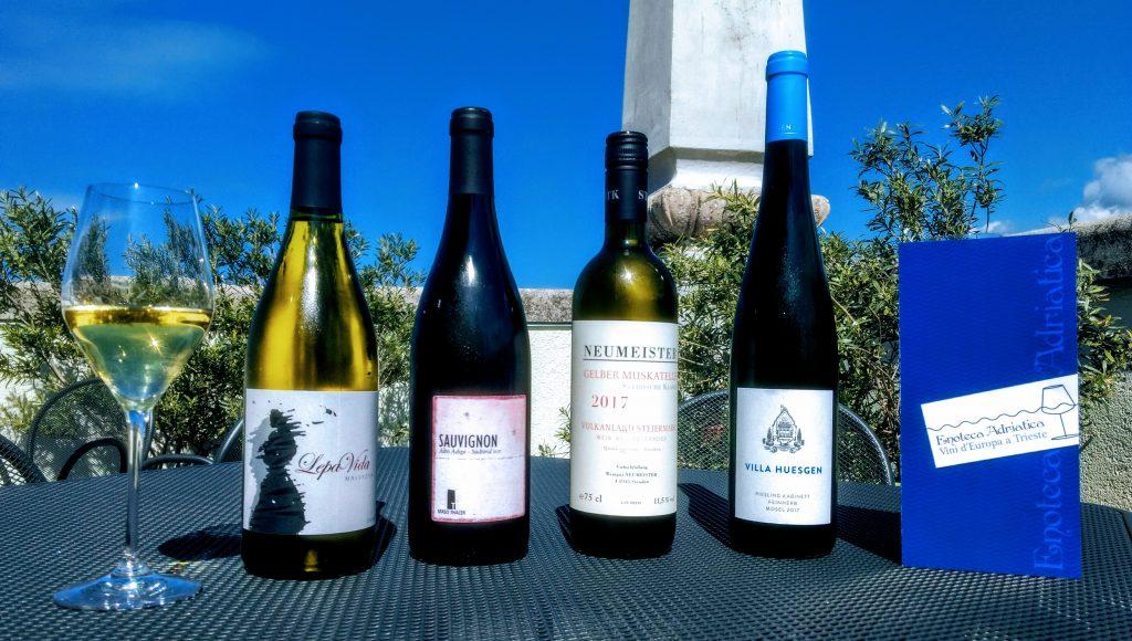 Vini in degustazione - vitigni aromatici