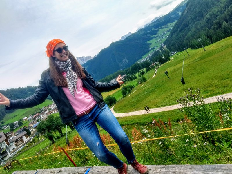 In vacanza a zonzo per le montagne - CG