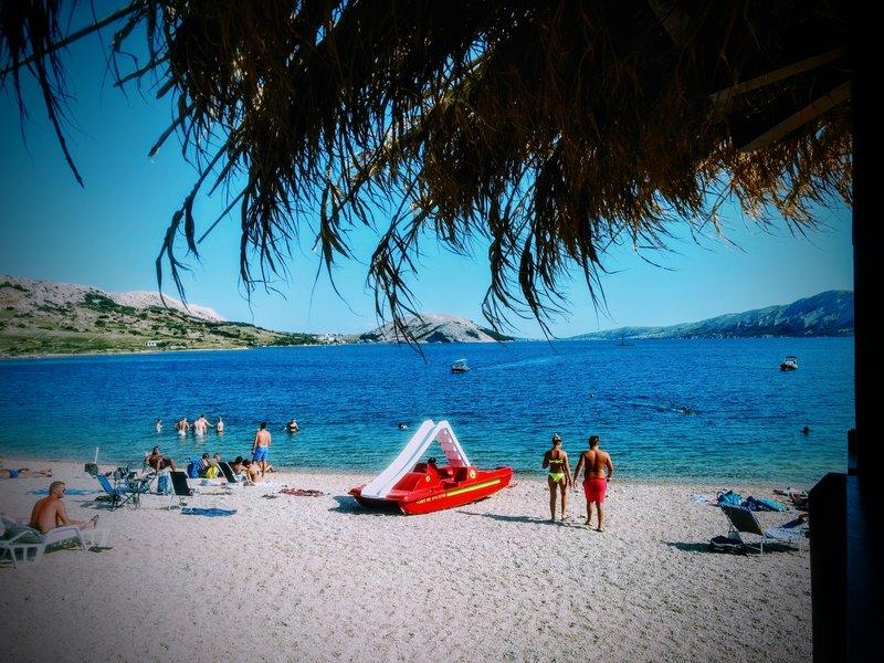 Spiaggia Metajna - Pago cg