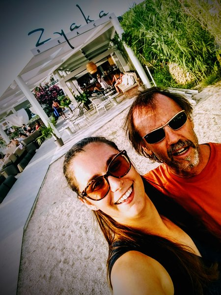 Zyaka beach bar - Pago cg