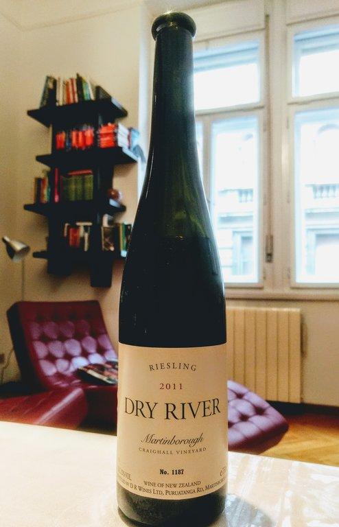 Riesling 2011 - Dry River cg