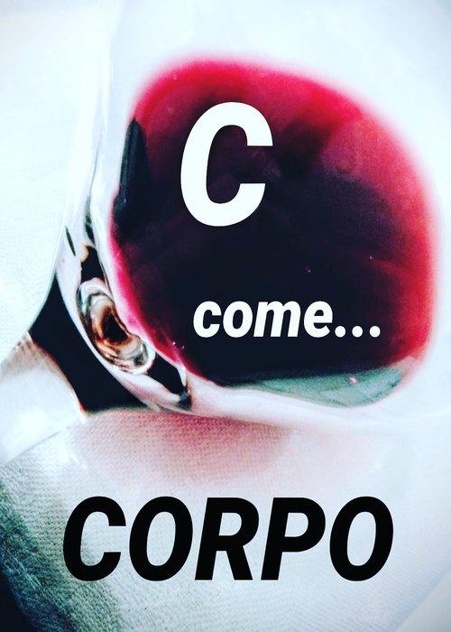 C come... Corpo cg