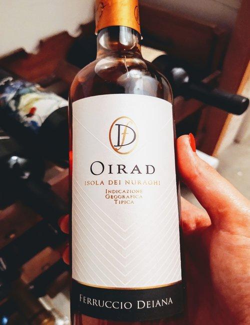 Oirad - Ferruccio Deiana cg